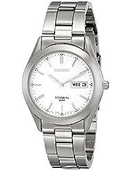 Seiko Mens SGG705 Titanium Bracelet Watch