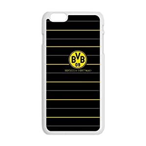 BVB Borussia Dortmund Cell Phone Case for Iphone 6 Plus by icecream design