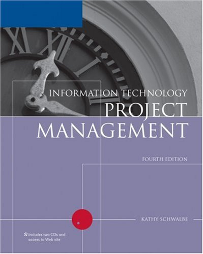 Information Technology Project Management 4th Edition Pdf