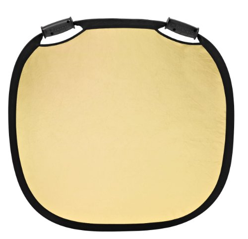 "Profoto 47.24"" / 120cm Large Collapsible Reflector, Gold/White"