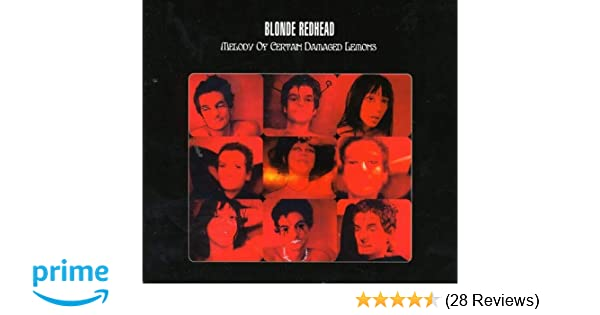 Think blonde redhead 23 review