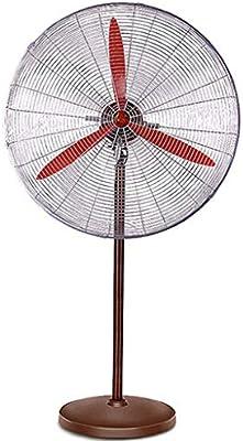 LP Fans Ventilador Industrial con Pedestal Oscilante, Ventilador ...