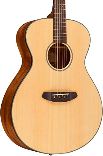 Breedlove Discovery Concert Acoustic Guitar Natural (Acoustic Concert Guitar)