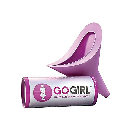GoGirl Female Urination Device + Germ Resistant Portable Urinals for Women, Camping, Hiking, Outdoor Activities & More with Medical Grade Silicone (Reusable) 11