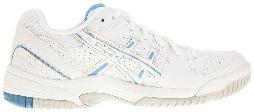 Da Tennis blue Scarpe platinum Donna White Asics 086CPwq5xc