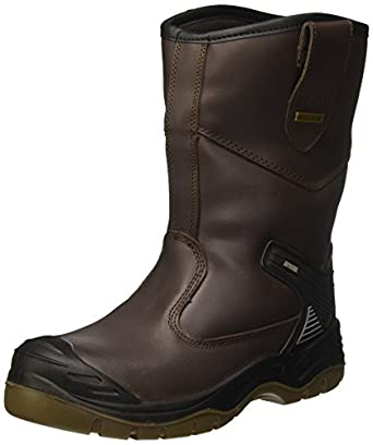 Apache Unisex-Adult AP305 Safety Boots