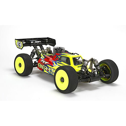Team Losi 8Ight 4.0 4WD Nitro Buggy Race Kit (1/8 Scale) (1/8 Buggy)