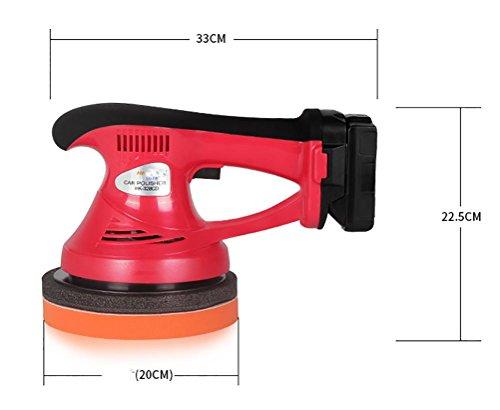 NOBEL Polisher Polishing Machine for Home and Car by NOBEL (Image #2)