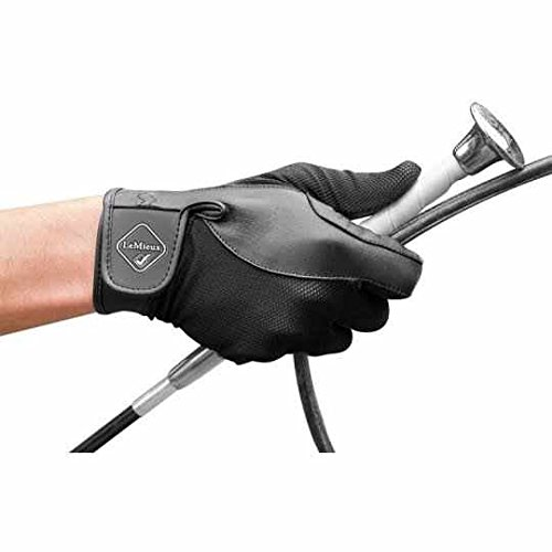 Le Mieux Pro Touch Performance Riding Gloves Black M