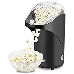 Ozeri OZP1-B2 Movietime II 26 Cup Healthy Popcorn Maker, One Size, Black