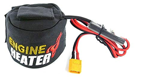 Part & Accessories Skyrc Engine Heater for 19-26 RC Nitro Car Airplane Helicopter (Nitro Rc Engine Heater)