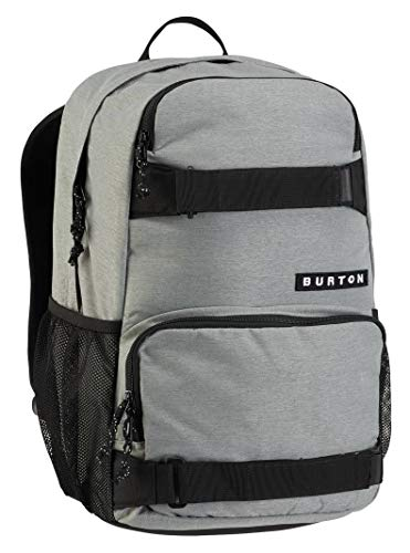 Burton Treble Yell Backpack, Grey Heather, One Size