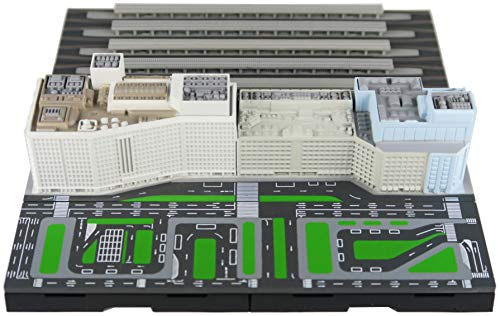 GEOCRAPER expansion unit terminal station