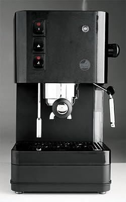 La Pavoni Puccino PC Cafetera expreso, color negro: Amazon.es: Hogar