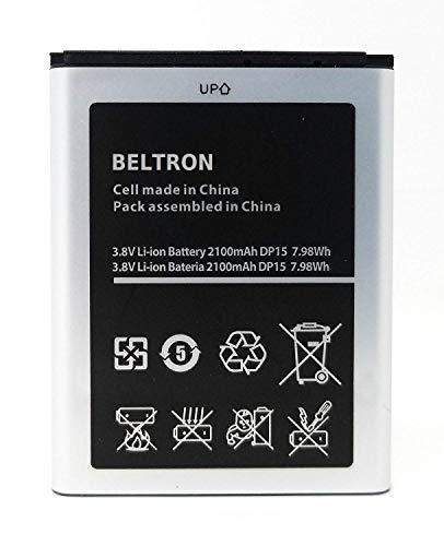 - New BELTRON 2100 mAh Replacement Battery for Verizon Ellipsis Jetpack MHS900L 4G LTE Mobile Hotspot