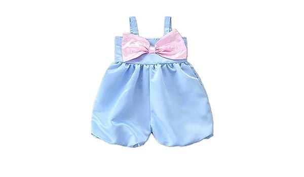 CIPOGL Pijama para recién Nacidos, Mangas, con Soporte para Bow ...