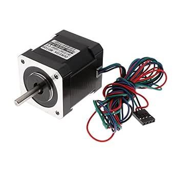 Motor paso a paso Nema con Cable de Impresora 3D Accesorio ...