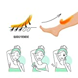 Hair Removal for Face Legs Underarms Brazilian