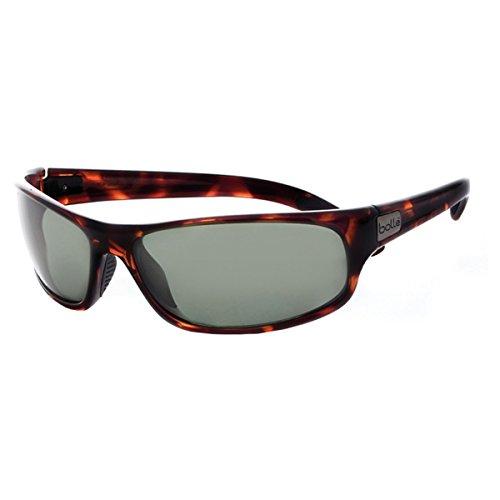 Bolle Anaconda Polarized Sunglasses (Dark Tortoise - Polarized Axis oleo - Anaconda Sunglasses Bolle Polarized