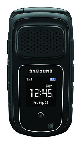 Samsung Rugby 4 Black