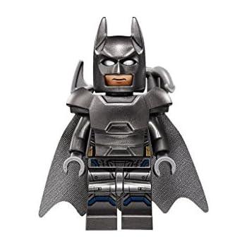 Amazon.com: Batman (Body Armor) - LEGO Batman Figure: Toys ...