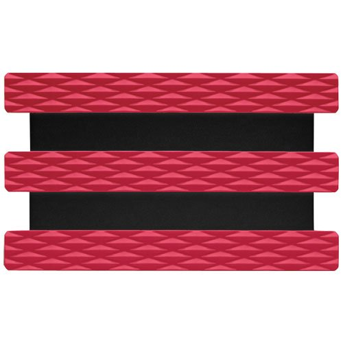 [Adidas Mens Golf Trophy Belt Buckle New 2015 Bold Red] (Adidas Trophy Belt Buckle)
