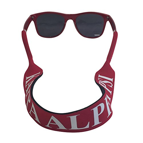 Kappa Alpha Psi Sunglasses Holders Greek Beach Sunny Day ()