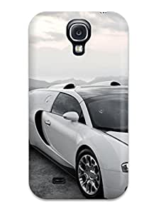 Hot New Bugatti Veyron Sports Car Case Cover For Galaxy S4 With Perfect Design
