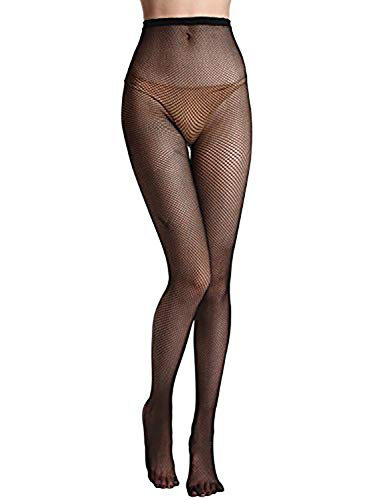 Florboom Fishnet Stockings Diamond Net Tights Mesh Pantyhose for Womens