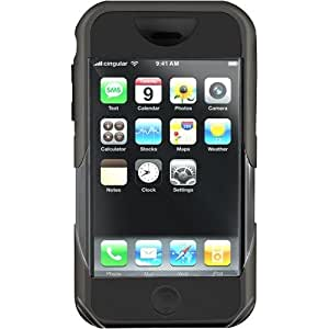 iskin revo case for iphone 1g blackblack nighthawk