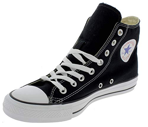 (Converse Clothing & Apparel Chuck Taylor All Star High Top Sneaker, Black,)