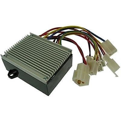 Razor E200 (V24+), E300 (V20+) Controller, MX350 (V33+), Pocket Mod (V45+), Pocket Rocket (V27+) - Model No. ZK2430-D-FS-ROHS: Automotive