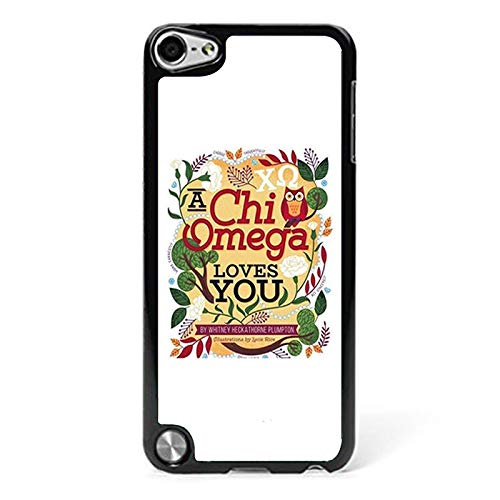 Amazon Phone Case Chi Omega For Ipod Touch 5th 6th Womens