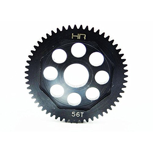 Hot Racing SOFE56M05 Steel 56t 0.5mod Spur Gear - 1/14 Losi - 8ight Racing Parts Losi