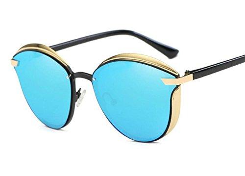Sra Gafas Beach Shopping Sol La Blue Party Polarized Sunglasses De BxdWRnHq