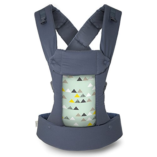 Beco Baby Carrier Gemini Four Position Ergonomic Baby Carrier, Steps