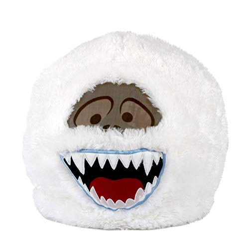 Maskimals Bumble Abominable Snowman Rudolph The Red-Nosed Reindeer Over Sized Plush Mask]()