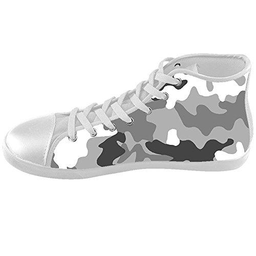Custom camuffamento Kids Canvas shoes Le scarpe le scarpe le scarpe.