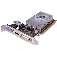 PNY GeForce GT 610 Graphics Video Card - 1GB DDR3 PCI Express ( PCIe ) DVI / VGA / HDMI