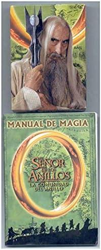 Naipes Heraclio Fournier Juego de Magia El señor de los Anillos - La Comunidad del Anillo Baraja de Poker 55 Cartas + Manual de Magia: Amazon.es: Juguetes y juegos