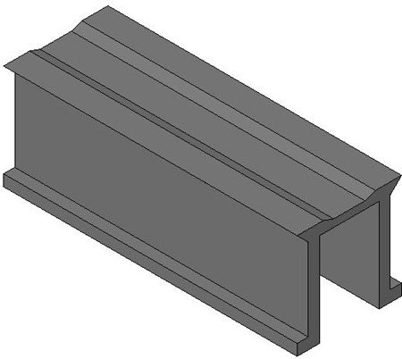 AMF AMF-222 T-Slot Cover Size - 18mm (square), Length - 39.37mm