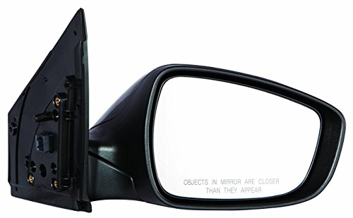 Hyundai Accent Side Mirror - Depo 321-5409R3EBH Passenger Side Mirror (Hyundai Accent Power Heatedwith O Signal Paint To Match)