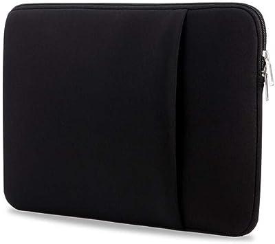 Lomire Funda Protectora para Tablet, Bolsa Poliéster para iPad Notebook Funda Impermeable para Ordenadores Portátiles/iPad Pro Air 11