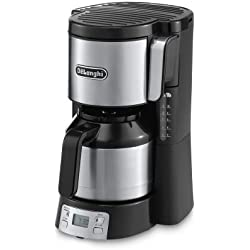 220-240 Volt / 50-60 Hz, Delonghi ICM15750 Coffee Maker Coffee Machine
