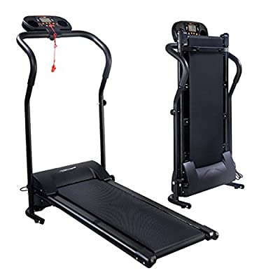 Goplus® Electric Treadmill 800W Folding Power Motorized Running Jogging Machine