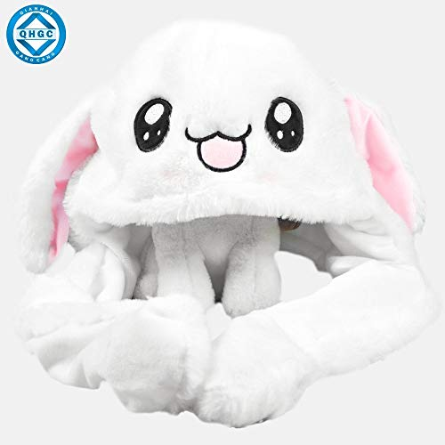 Bunny Hat - Cute Animal Hat, Plush Hat,Very Interesting for sale  Delivered anywhere in USA
