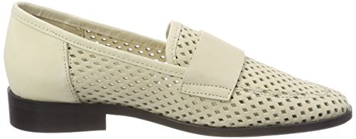 Shoe Biz Home, Mocassini Donna Bianco (Cream)