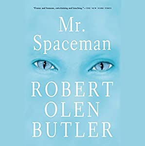 Mr. Spaceman Audiobook