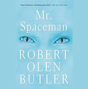 Mr. Spaceman Audiobook