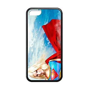For SamSung Galaxy S3 Phone Case Cover upergirl Superman Black DIY For SamSung Galaxy S3 Phone Case Cover